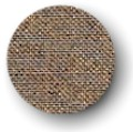 Linen - 35ct - Natural Brown Undyed (variegated)